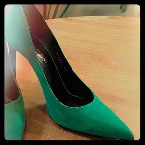 Authentic Saint Laurent Zoe heels